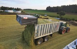 Silagetransport